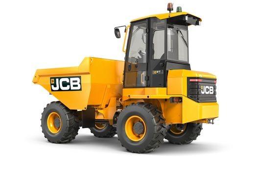 JCB - 9T Site Dumpers