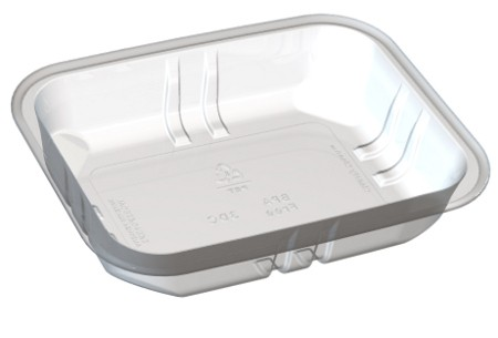 Clearly Clean officially launches world's only patented 100% recyclable, smooth-edge overwrap tray for food packaging