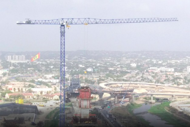 Linden Comansa America - 21LC750 Tower Cranes
