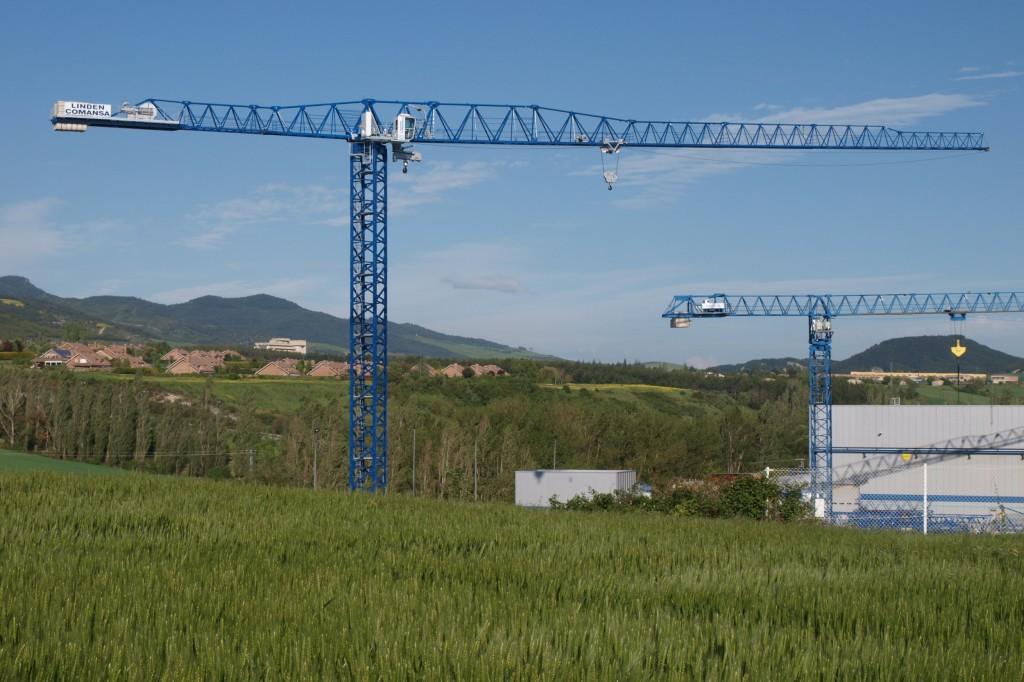 Linden Comansa America - 21LC660 Tower Cranes