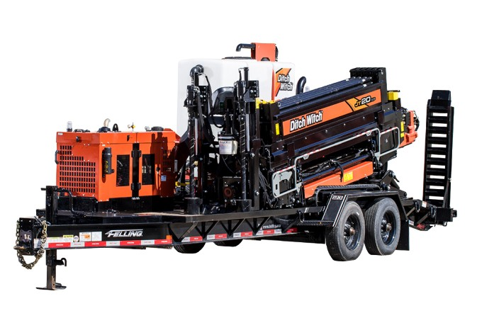 Ditch Witch - JT20XP / XP44 Horizontal Directional Drills