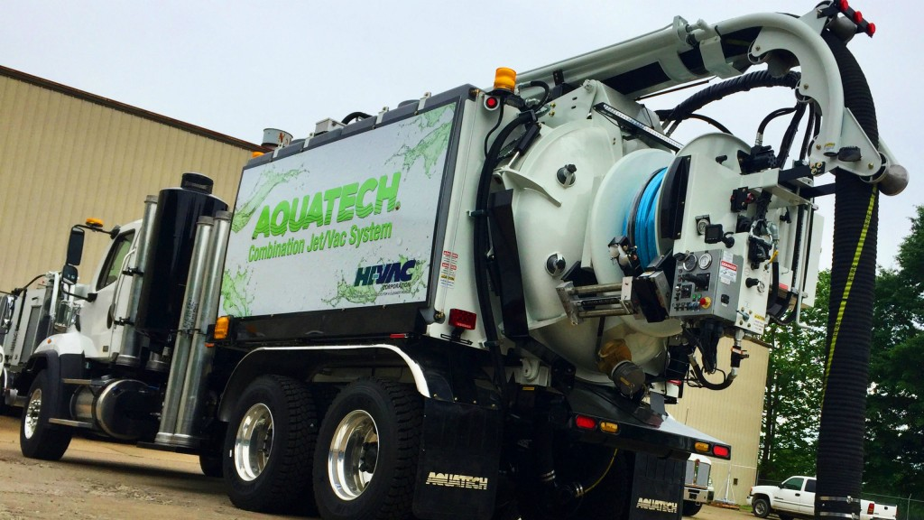 Custom Truck One Source partners with hydro excavator manufacturer Hi-Vac