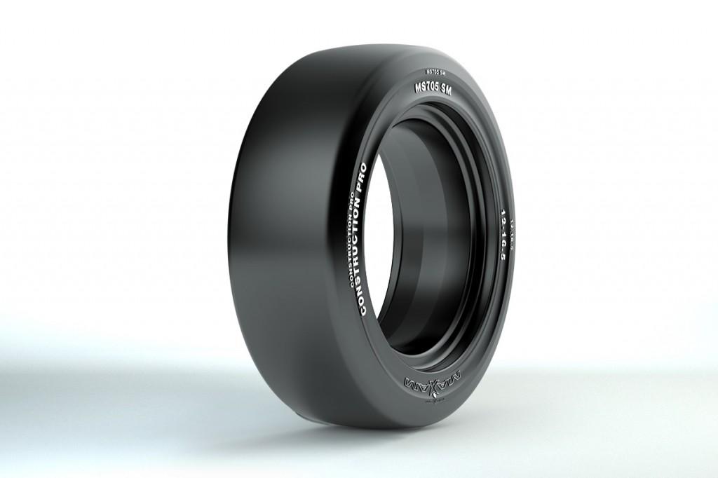 Maxam Tire North America Inc. - MS705 Construction Pro Tires