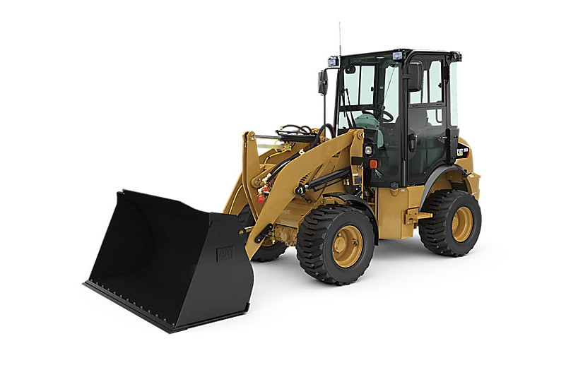 Caterpillar Inc. - 903D Wheel Loaders