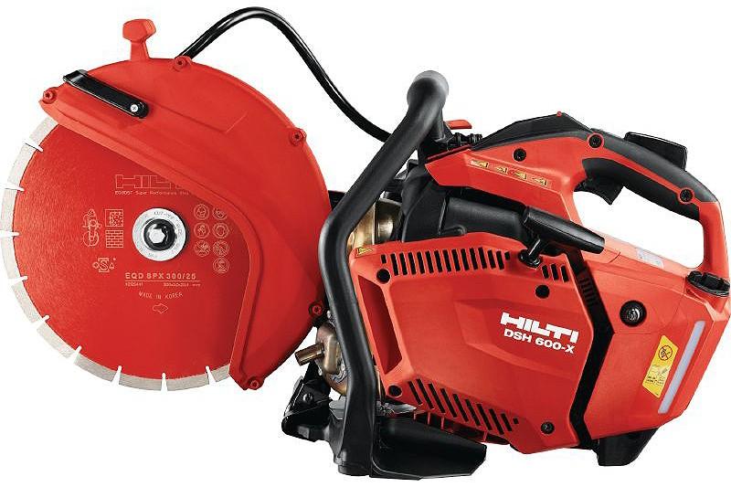 Hilti, Inc. - DSH 600-X Tools