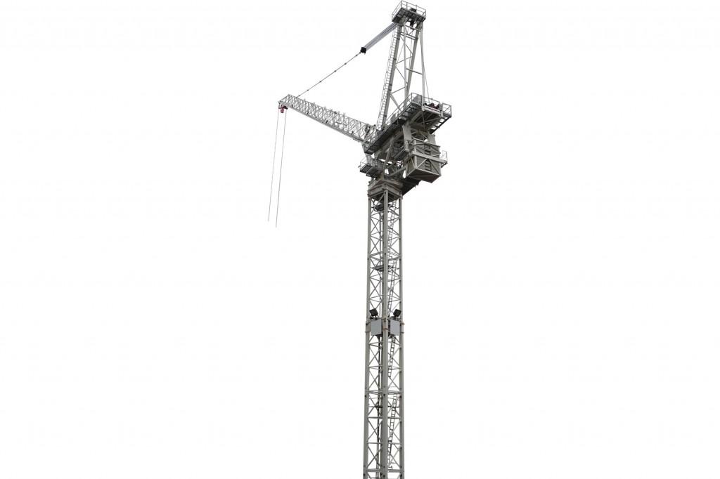 Terex Corporation - CTL 630B-32 Luffing-Jib Tower Cranes