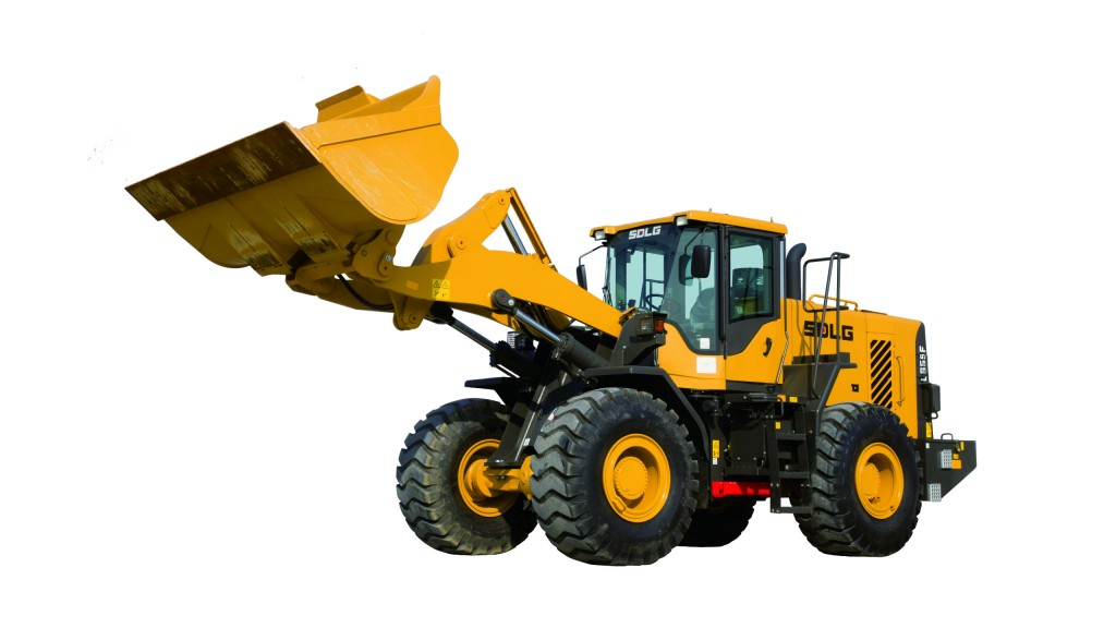 SDLG launches new Tier 4 Final L959F, the company's largest wheel loader in North America