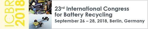Recyclers largely optimistic at International Congress for Battery Recycling