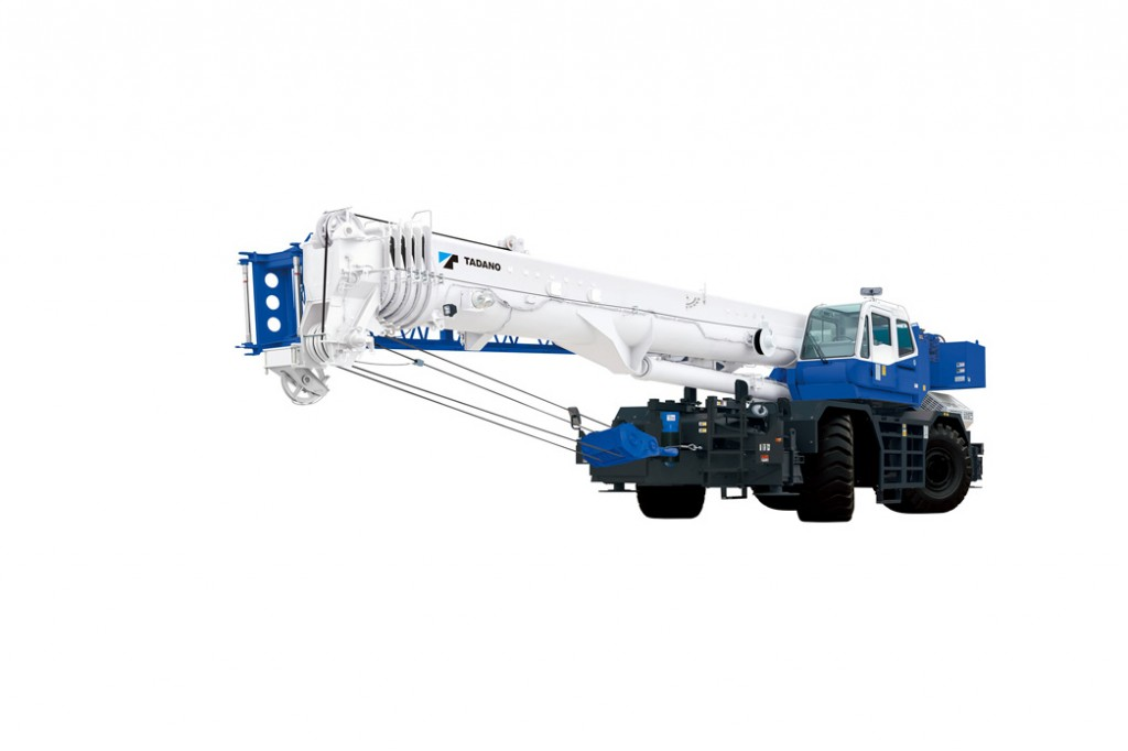 Tadano America Corporation - GR-1200XL Rough Terrain Cranes