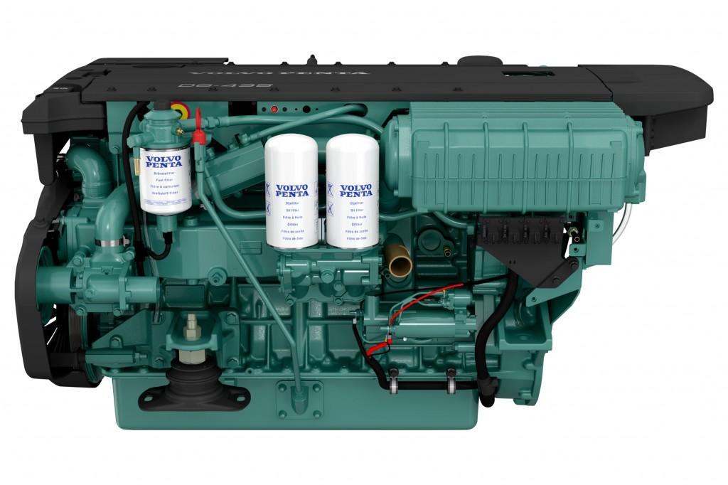 Volvo Penta of the Americas - D6-435 Diesel Engines
