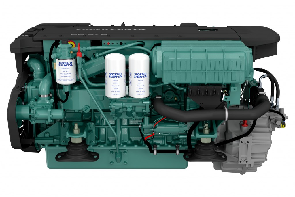 Volvo Penta of the Americas - D6-330 Diesel Engines