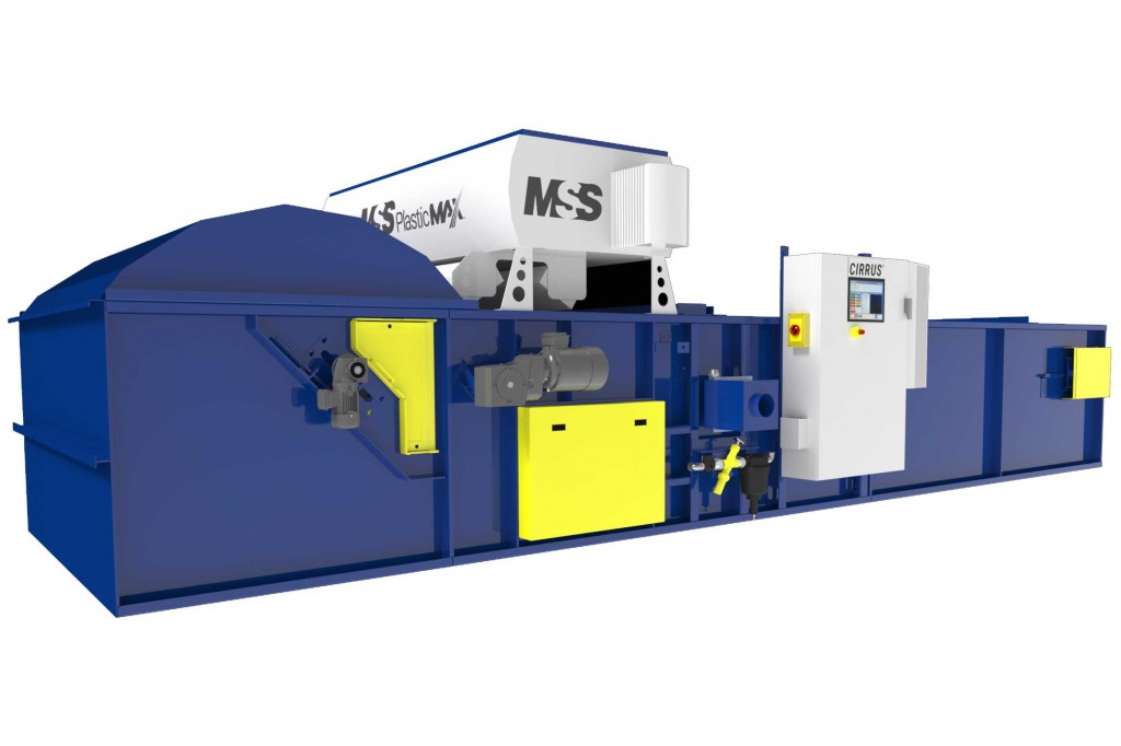 MSS, INC. - CIRRUS PlasticMax Recycling Sorting Systems