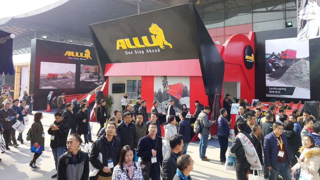 ​ALLU to display Processor and Transformer solutions at bauma China