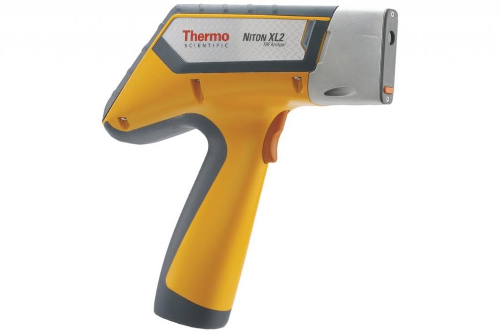 Thermo Fisher Scientific - Niton™ XL2 Scarp Metal Identification