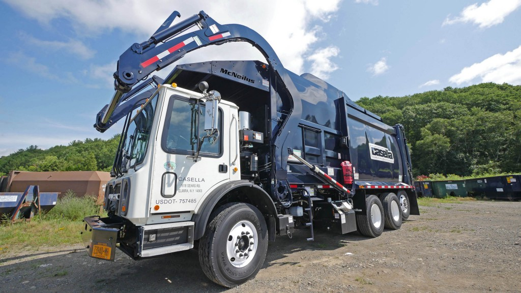 ​New Goodyear Waste Haul Retread offers long miles to removal and enhanced traction