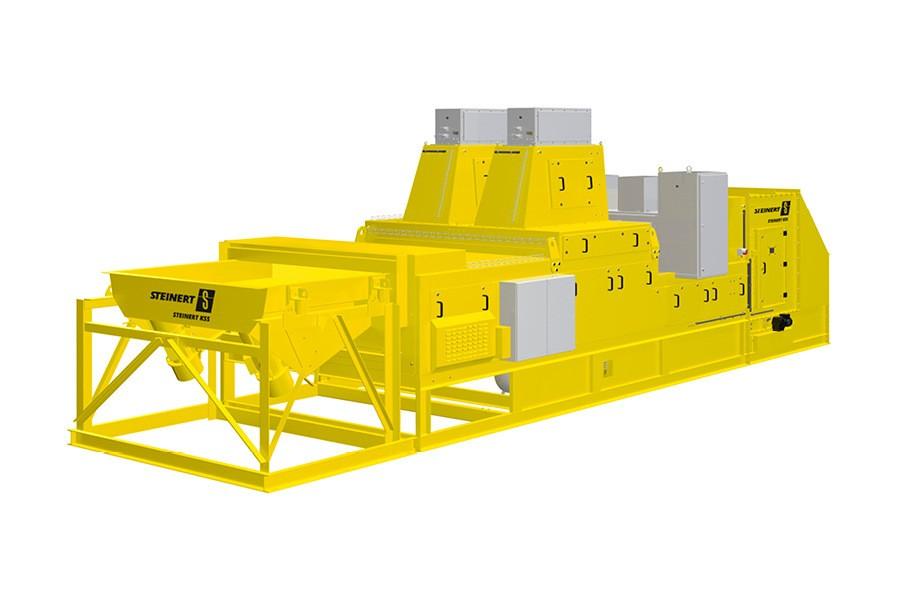 Steinert US - STEINERT KSS FLIXF Recycling Sorting Systems