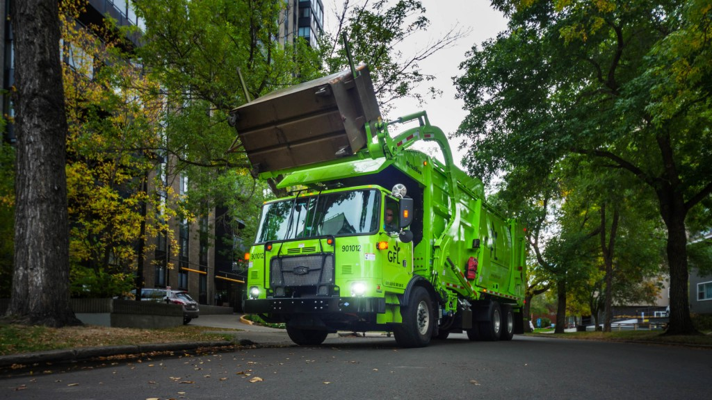 GFL Environmental and Waste Industries announce merger