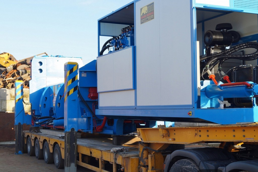 IMABE OF AMERICA, CO. - PCP-500 Shear Balers