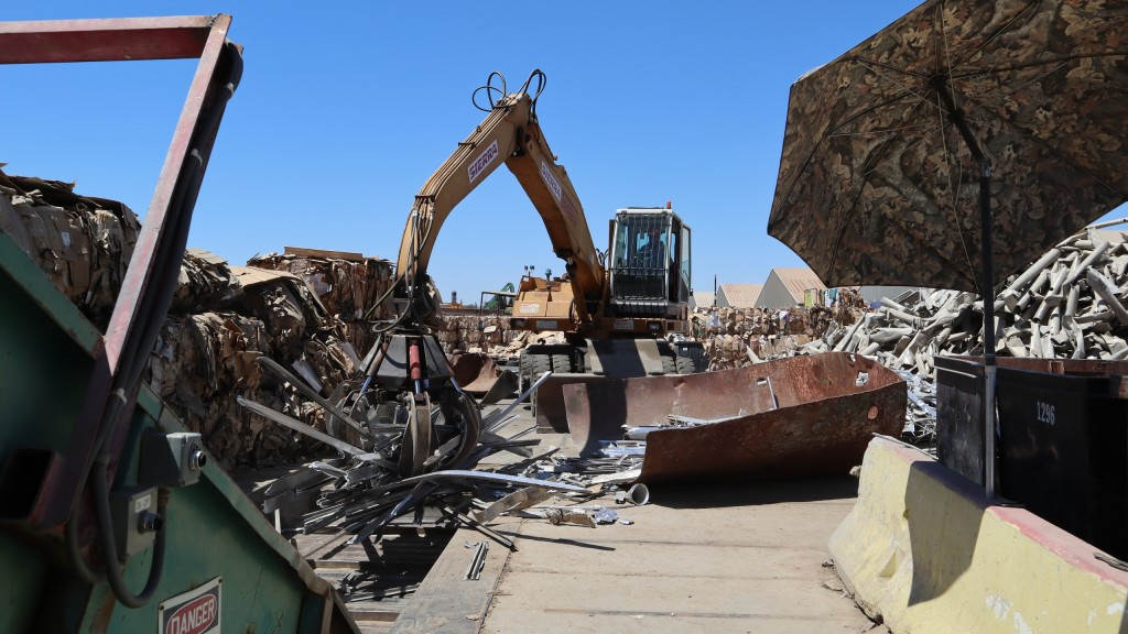 Sierra Recycling and Demolition has built success at the scrapyard based on reliable equipment, advanced  technology and solid culture