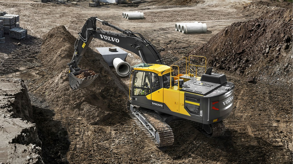 Volvo CE aims for industry's highest life cycle values with Volvo Certified Used centre