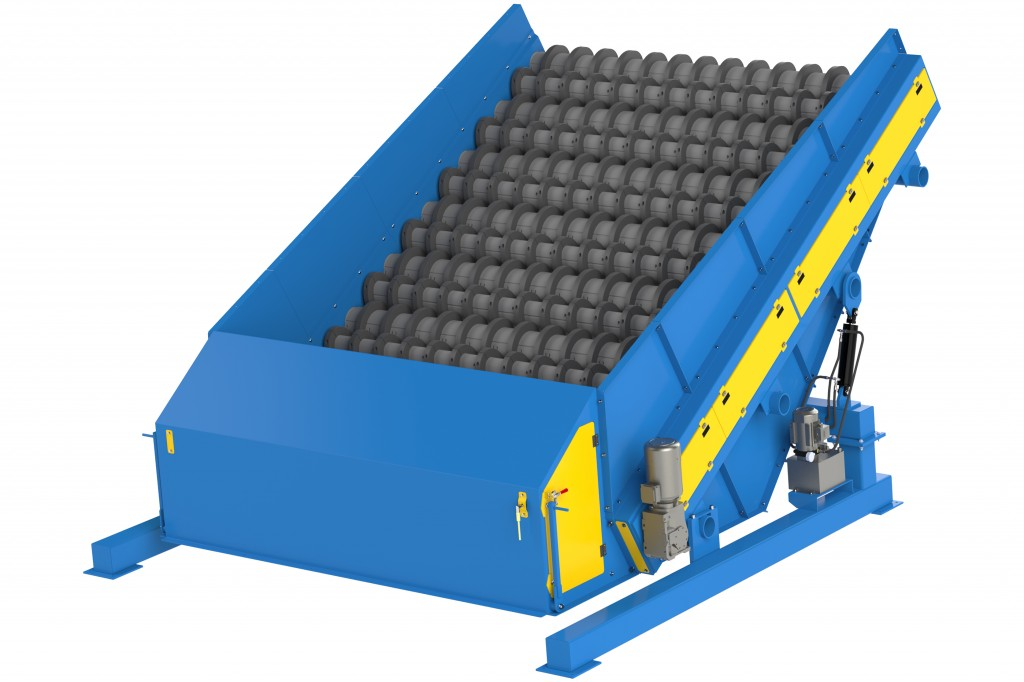 CP Group - CP Anti-Wrap Screen Stationary Screens