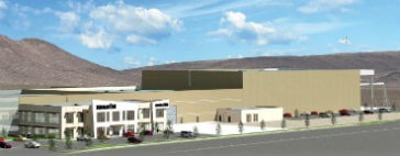 Komatsu Equipment Company plans to build  state-of-the-art, $47 million customer support and service centre in Elko, Nevada