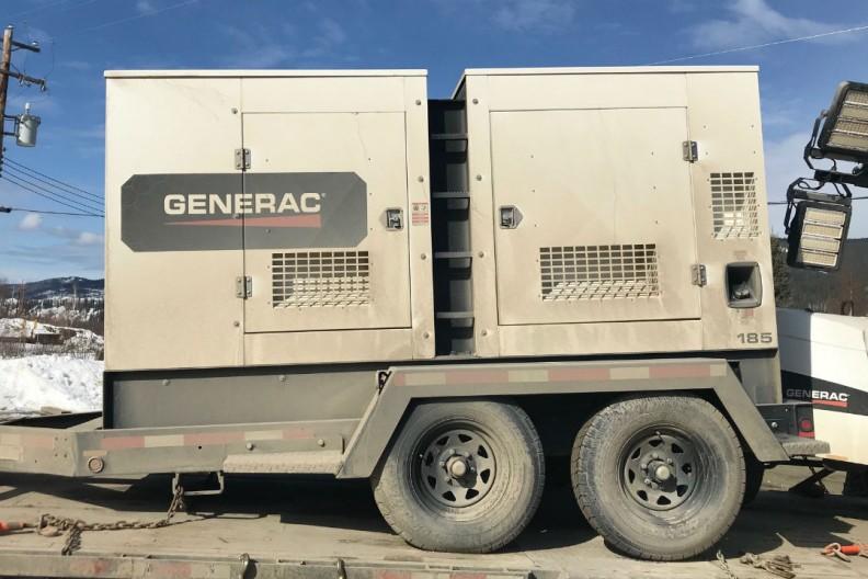 Generac Mobile. - MMG185CAN Generators