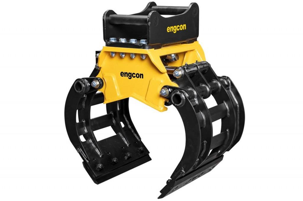 Engcon - SK10 Grapples