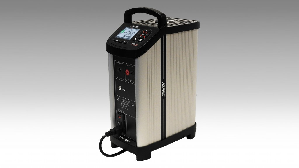 AMETEK STC launches new top model in the JOFRA CTC Series