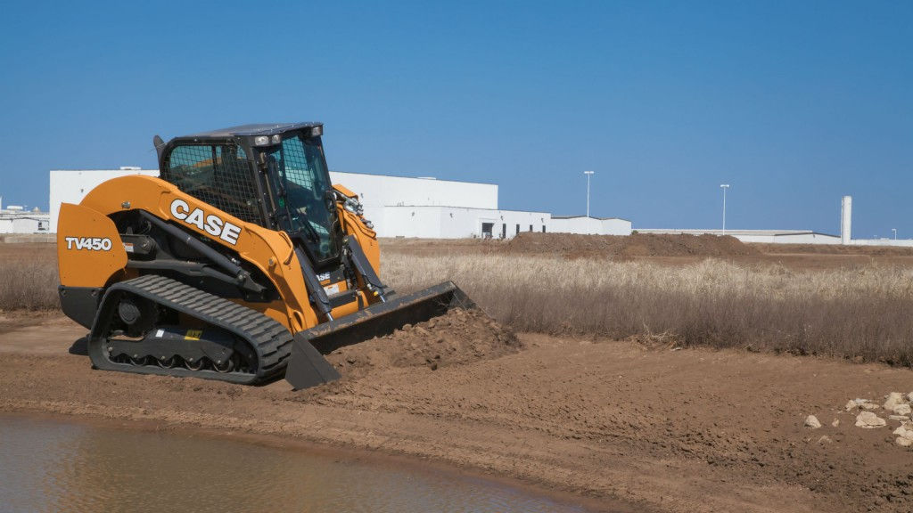 Case introduces their largest-ever compact track loader