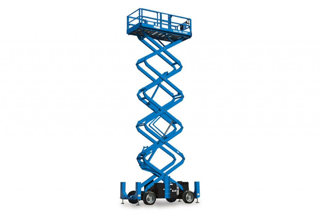 Genie - A Terex Brand - GS-5390 RT Scissor Lifts
