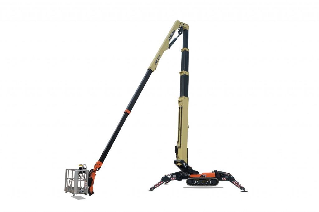 JLG Industries - X1000AJ Articulated Boom Lifts