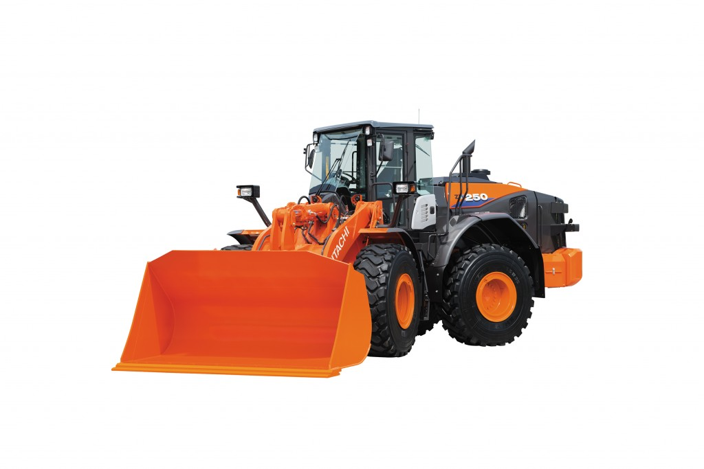 Hitachi Construction Machinery Co. - ZW250 Wheel Loaders