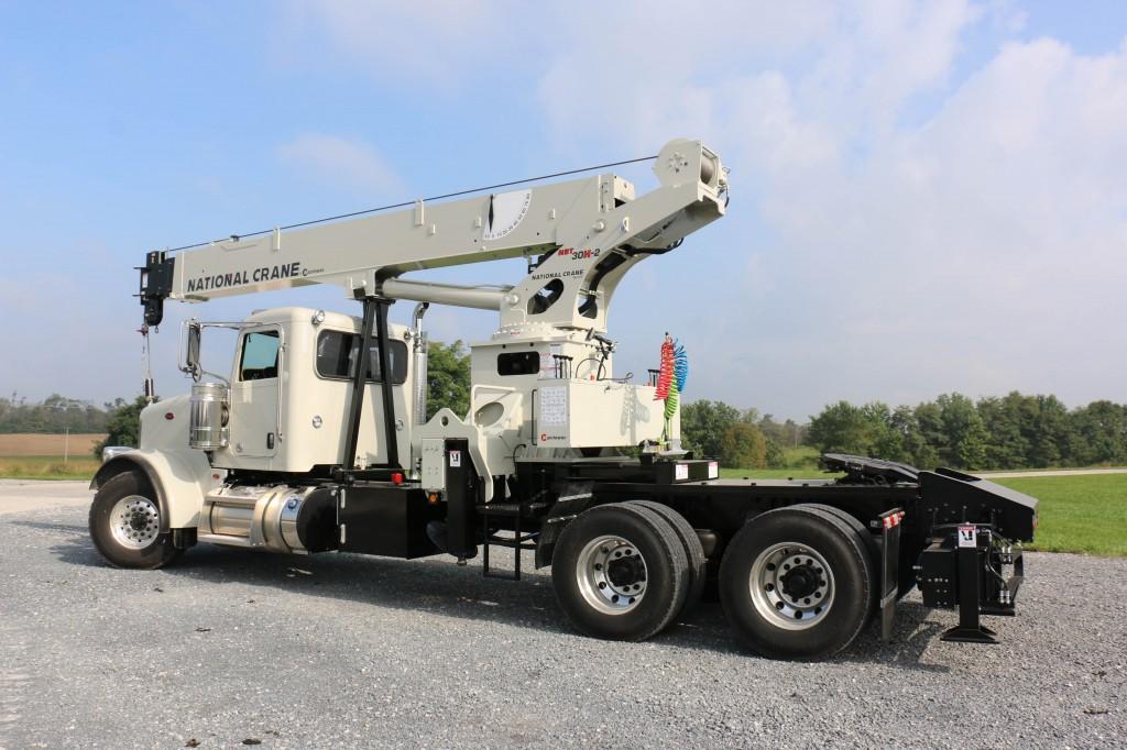 Manitowoc Company, Inc - NBT30H-2 Truck Mounted Cranes