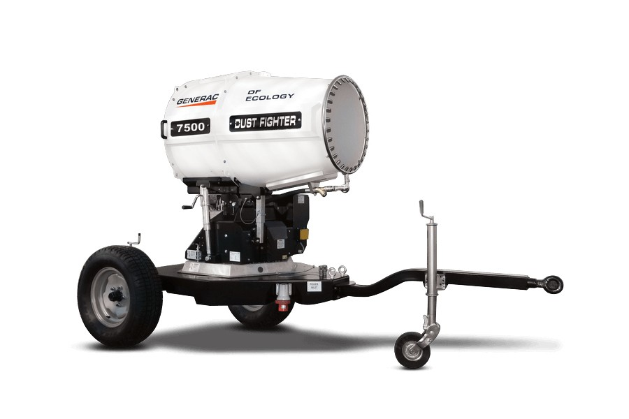 Generac Mobile. - DF 7500 Dust Supression