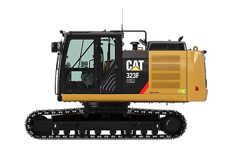 Caterpillar Inc. - 323F OEM Excavators