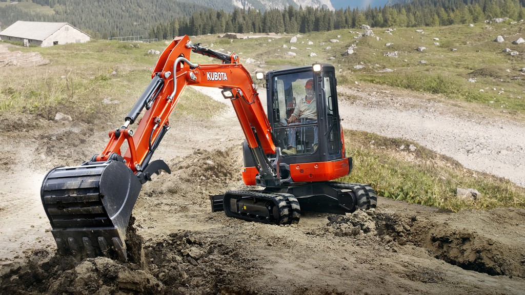 In-depth report: compact excavators