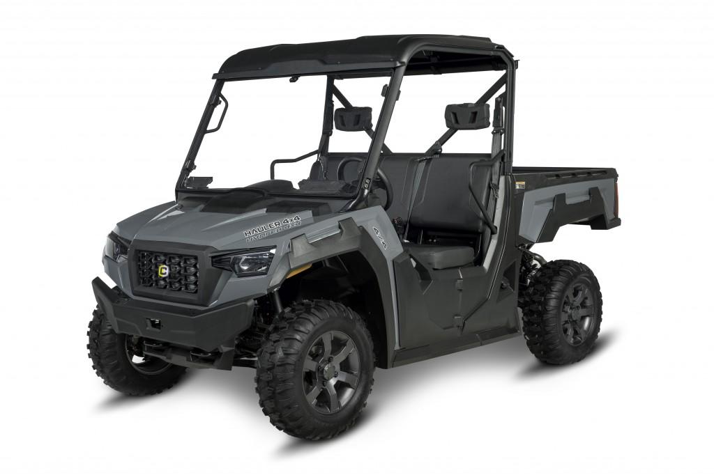 CUSHMAN® - Hauler 4x4 All Terrain Vehicles