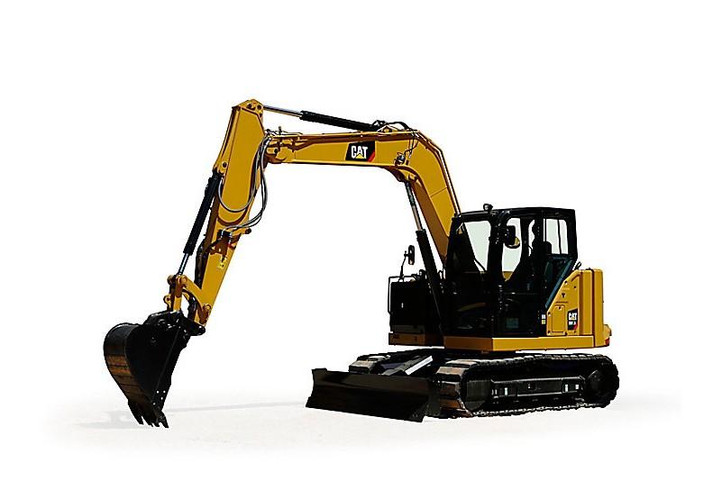 Caterpillar Inc. - 307.5 Compact Excavators