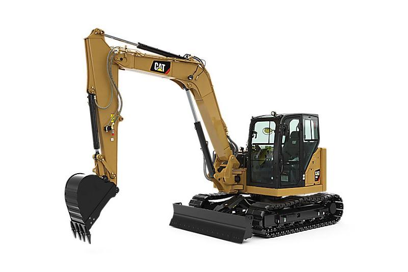 Caterpillar Inc. - 308 CR Compact Excavators