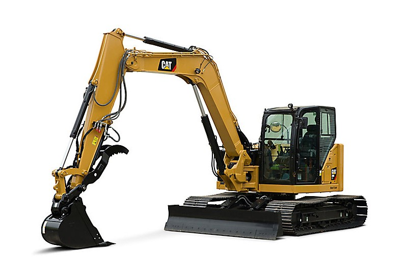 Caterpillar Inc. - 309 CR Compact Excavators