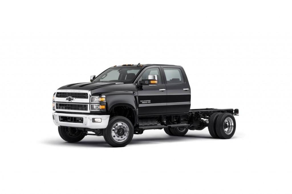 Chevrolet - 2019 Silverado 4500HD Pickup Trucks