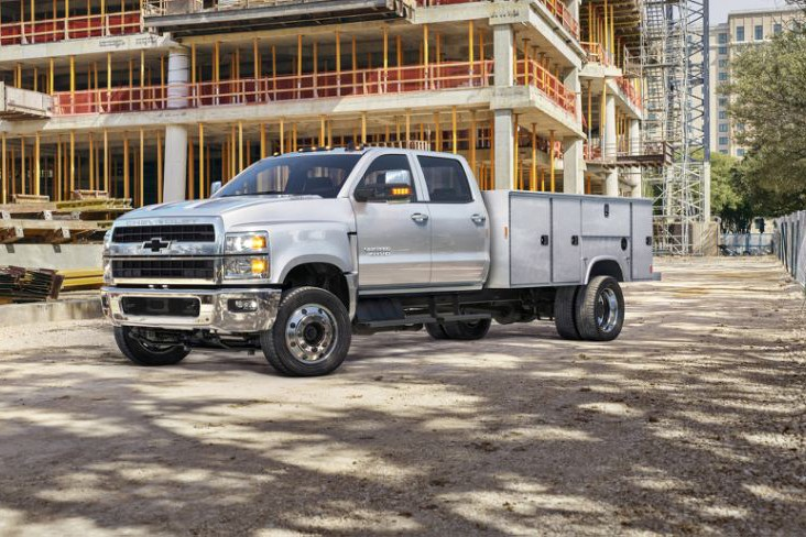 Chevrolet - 2019 Silverado 5500HD Pickup Trucks