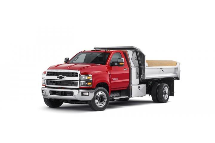 Chevrolet - Silverado 6500HD Pickup Trucks