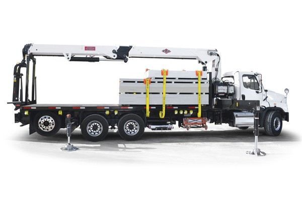 Iowa Mold Tooling Co. Inc. (IMT) - 42684 Truck Mounted Cranes