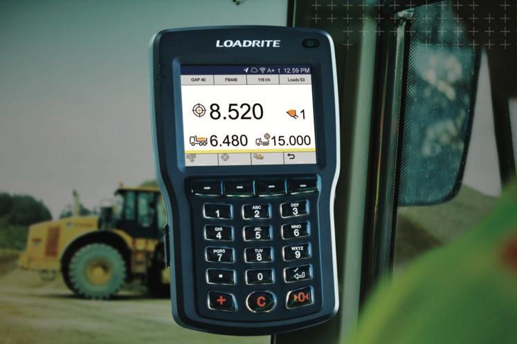 Trimble - LOADRITE L3180 Scales