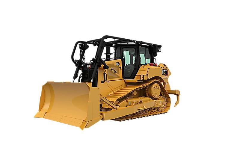 Caterpillar Inc. - D6 Crawler Dozers