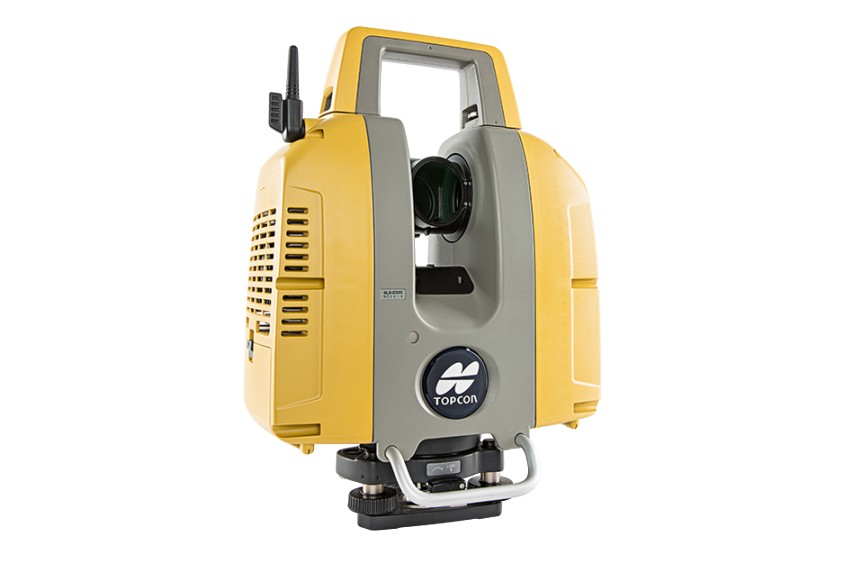 Topcon Positioning Systems - GLS-2000 3D Laser Scanners