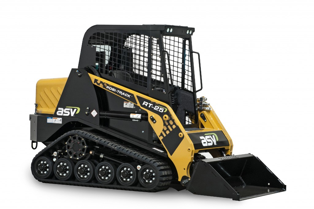 ASV Holdings Inc. - RT-25 Posi-Track Compact Track Loaders