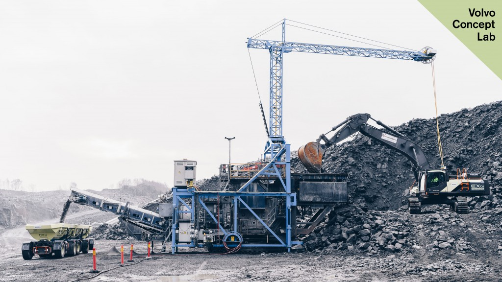 Volvo Construction Equipment and its customer Skanska have recorded groundbreaking results from their Electric Site research project – including a 98% reduction in carbon emissions, a 70% reduction in energy cost and a 40% reduction in operator cost.